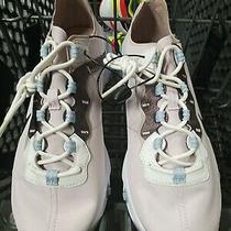 Women's Nike React Element 55 Se Running Shoe Barley Rose New Size 10 Photo