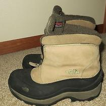 Women's North Face Greenland Snow Boots 8 Photo