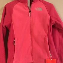 Women's North Face Khumbu Fleece Jacket Nwt Size Xs Pink Photo