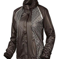 Women's Oakley Visibility Water Repellent Workout Jacket - New Authentic Photo