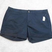 Women's Old Navy Shorts Black - Short Inseam - Casual Shorts Photo