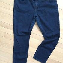 Women's Old Navy the Flirt Stretch Denim Blue Jeans  16 Reg. Photo