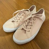 Womens Old Navy Vulc Sneaker Blush Light Pink Size 7 Photo