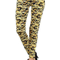 Women's Orangefire Fantasy Branch Leggings-Fashion Leggings- Leggings-Pf1009 Photo