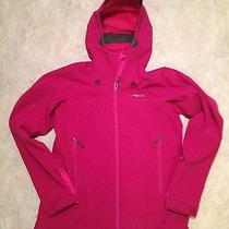 Women's Patagonia Softshell Northwall Jacket New Size M Photo