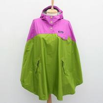 Women's Patagonia Torrentshell Rain Poncho Jacket Size Xs / S Photo