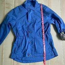 Women's Peter Millar Water Element Blue   Jacket Size  Small  Photo