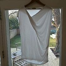 Women's Pure Dkny Shirt White Size S Photo