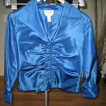 Women's Pure Silk Top - Size 8 Photo