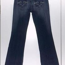 Women's Rerock for Express Boot Jeans Size 6r Regular Cute Nice Photo