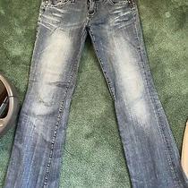 Women's Rerock for Express Jeans Size 8 Bootcut Photo