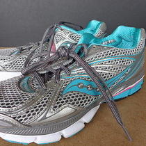 Women's Saucony Hurricane 15- Running/ Training Sneakers - Sz 8.5 Photo