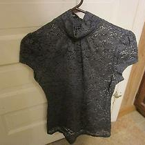 Women's See Through Blouse by Express Size Small Photo