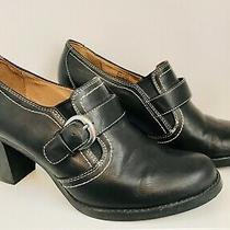 Womens Shoes Boots Natural Soul by Naturalizer Sz 10 M Black Leather Pre-Owned Photo