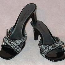Women's Shoes Etienne Aigner Size 8 Classic Canvas Photo