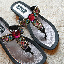 Women's Shoes Flipflops Grandco New