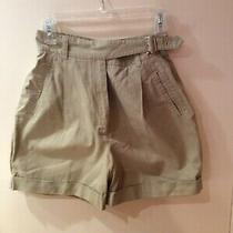 Womens Shorts by Express - Compagnie International - Size 7/8 - New Photo