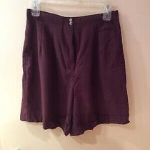 Womens Silk Shorts by Express -Size 7 Photo
