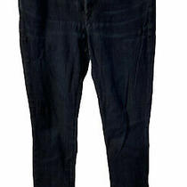 Women's Size 10 R Express Jeans Legging Stella Low Rise Dark Blue Wash Photo