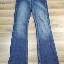 Women's Size 3 Volcom Blue Jeans W 28 L 31 Photo