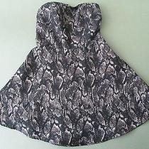 Women's Size 4 Express Dress With Removable Straps Super Cute Photo