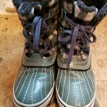 Women's Size 7.5 Sketcher's Boots Photo