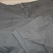 Women's Size 8 Columbia Outdoor Camping Hiking Pants Gray Euc Photo