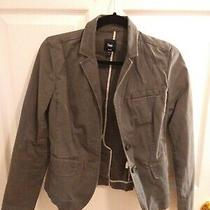 Women's Size 8 Gap Gray Blazer Photo