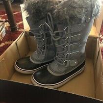 Womens Size 8 Sorel Joan of Arctic Nl Winter Boots Photo