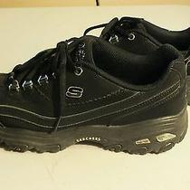 Women's Skecher Sport d'lites Black Size 8.5  (B2) Photo