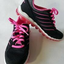 Women's Skechers 12210 Skech-Air 2.0 Athletic Sneaker Black/pinksz 8 Photo