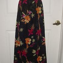 Women's Skirt by (No Name) Size 3x  Polyester  Reversible Two Skirts in One Photo