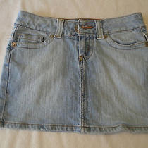 Women's Skirt - Guess Denim Mini Skirt Photo