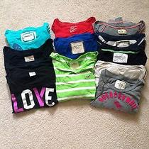 Women's Small Shirts. Hollister Abercrombie American Eagle Victorias Secret Pink Photo