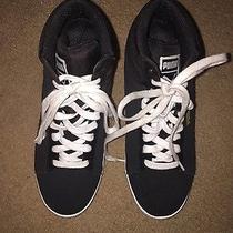 Women's Sneaker Wedges Puma Size 8.5 Photo