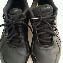 Women's  Sneakers Reeboks Dmx Size 7m in Black Photo