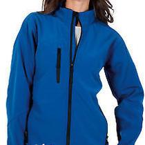 Women's Soft-Shell Zipped Jacket Sols Roxy Softshell Sz Top Casual Nwt Sleeve  Photo
