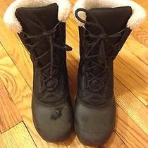 Women's Sorel Snow Boots 8.5 Photo