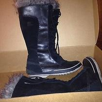 Women's Sorel Winter Boots Size 9 Photo