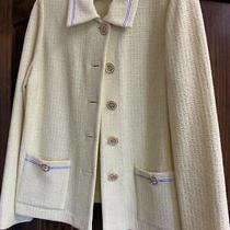 Women's St. John Collection Blazer Size 8 Photo
