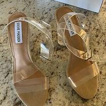 Women's Steve Madden Clearer Sandal Size 7 Photo