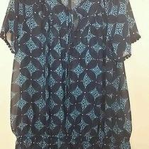 Women's Summer Top Size Large Photo