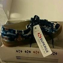 Women's Superga Sneakers Size 8 Photo