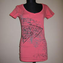 Women's T-Shirt Guess Photo