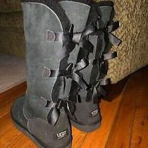 Womens Tall Bailey Bow Uggs Size 9 Photo