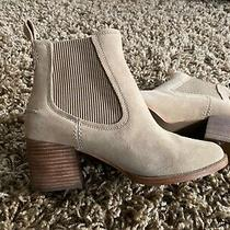 Womens Tan Ugg Boot Wedges Brand New Size 9 Photo