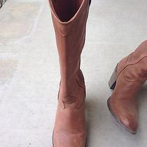 Women's Taylor Pull-on Frye Boots - Like New Condition Photo