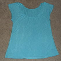 Women's Teal Blouse Size X-Large Photo