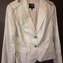 Womens the Limited Blazer Jacket Brown Size Small Photo