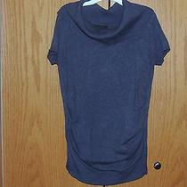 Women's the Limited Gray Light Weight Sweater Shirt Size L Photo